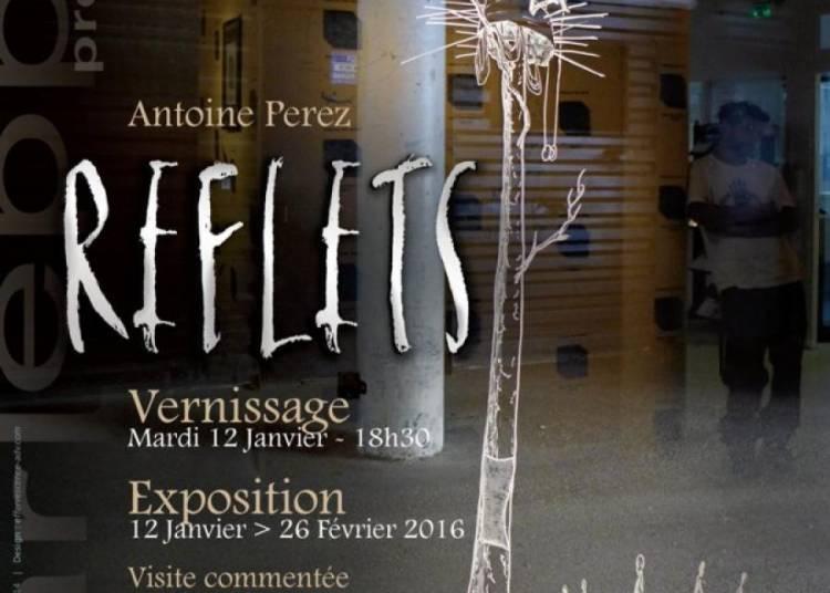 Reflets � Annecy