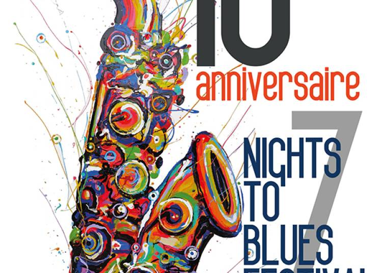 Seven nights to Blues 2016