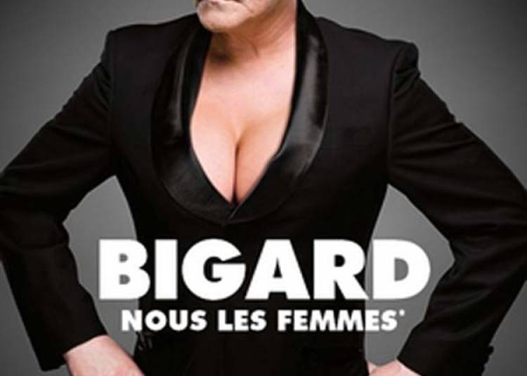 Jean-marie Bigard � Nancy