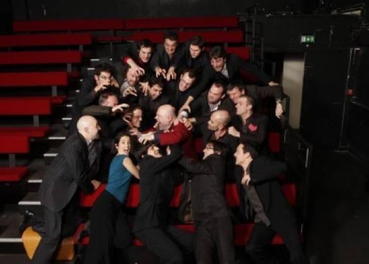 Jean Loup Longnon Big Band � Paris 14�me