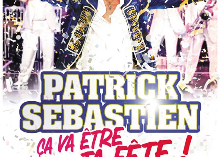 Patrick Sebastien � Grenoble