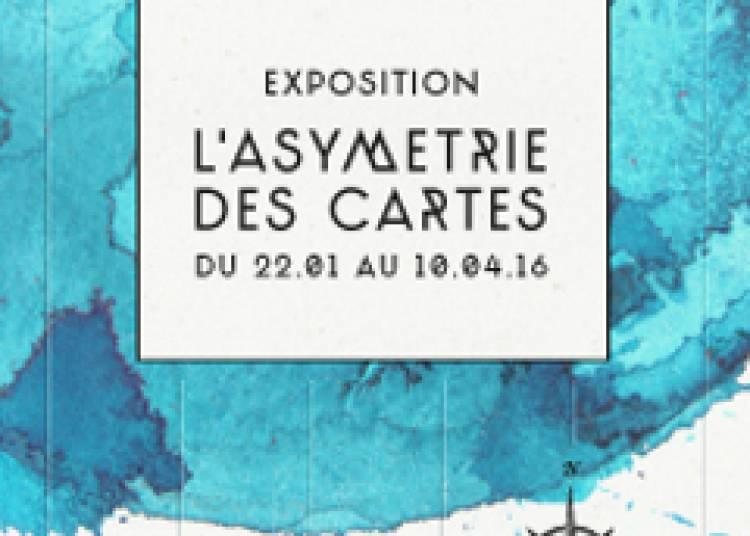 L'Asym�trie des cartes � Saint Nazaire