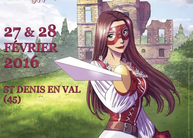 Festival BD Bulles en Val 2016