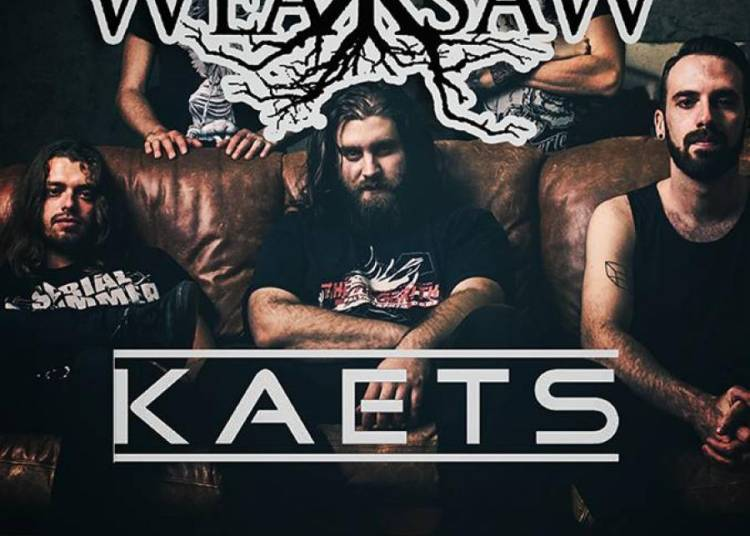 Kaets et Weaksaw � Poitiers