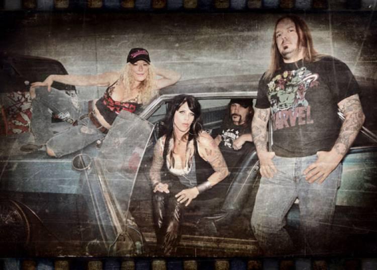 Nashville Pussy � Six Fours les Plages