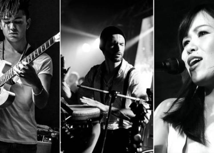 Ri� Furuse Trio � Paris 1er