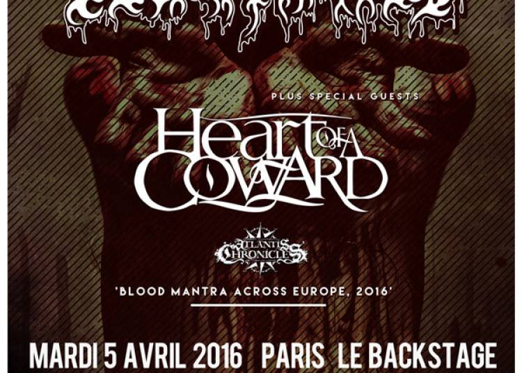 Decapitated et Heart Of Coward � Lyon