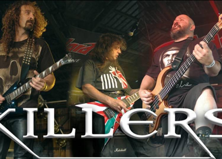 Killers et Crazy Hammer � Tarbes