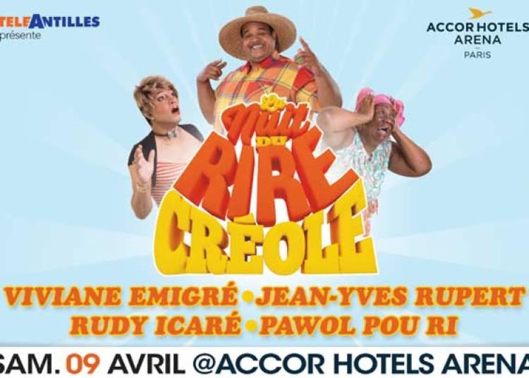 La Nuit Du Rire Creole � Paris 12�me
