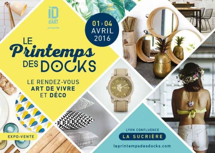 Le Printemps Des Docks - By Id D'art � Lyon