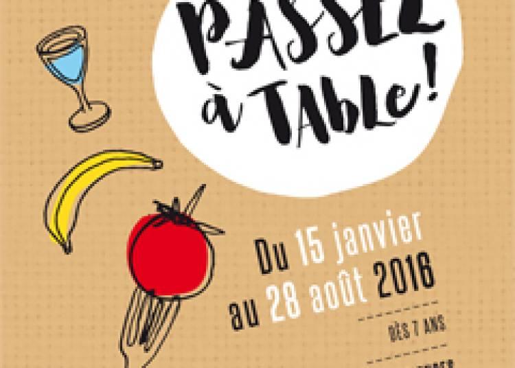 Passez � table ! � Cran Gevrier