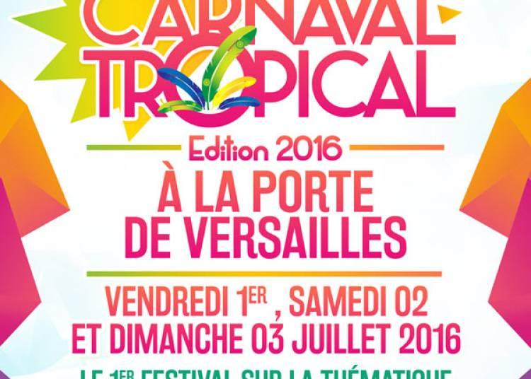 Village Du Carnaval Tropical � Paris 15�me