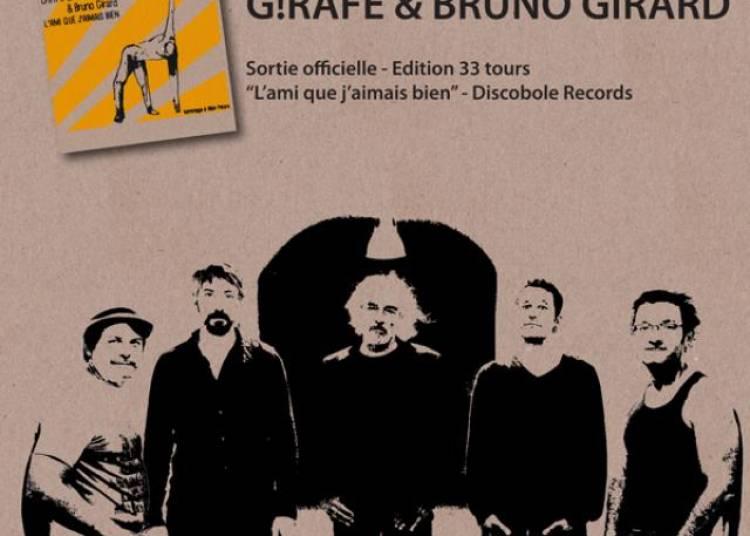 G!rafe & Bruno Girard � Paris 20�me
