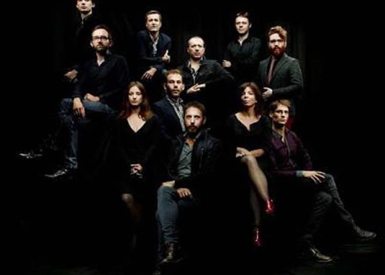 Orchestre National De Jazz - Europa Berlin � Lille
