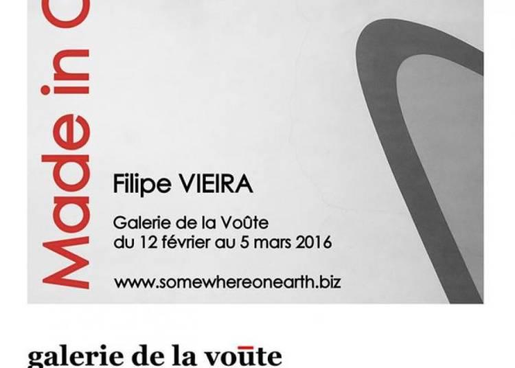 Made In China de Filipe Vieira � Paris 12�me