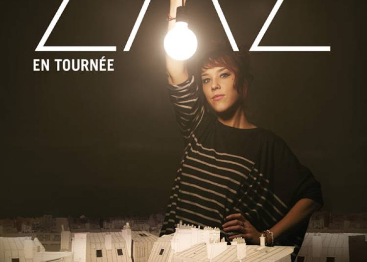 Zaz � Paris 19�me