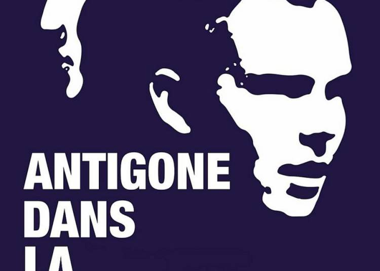 Antigone dans la t�te � Nimes