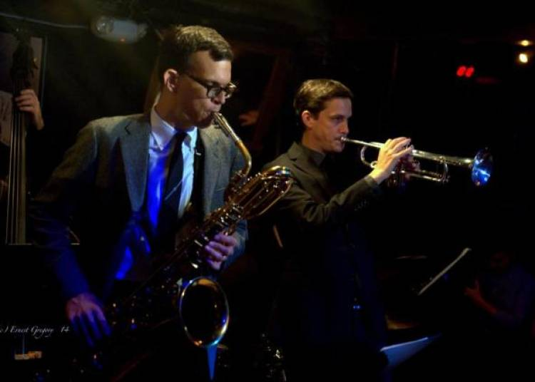 Fabien Mary Quartet � Paris 1er