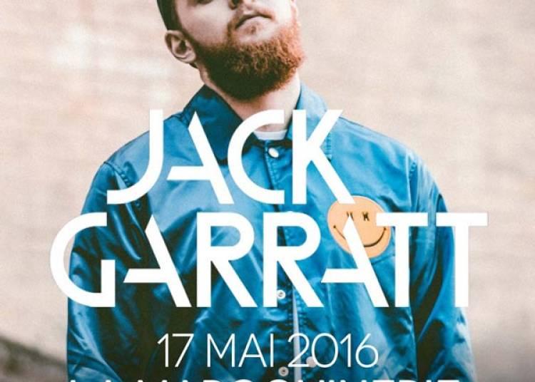 Jack Garratt � Paris 20�me