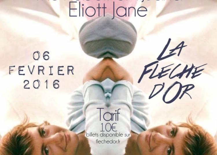 Vedett, Eliott Jane et The Rebels Of Tijuana � Paris 20�me