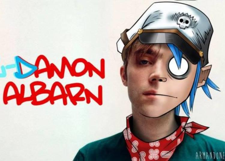 Sunday Tribute: Damon Albarn � Paris 12�me