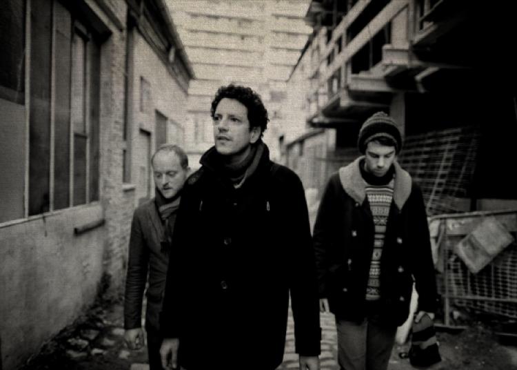 Yuval Amihai Trio � Paris 1er
