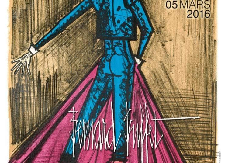 Bernard Buffet. Gravures et lithographies originales � Lyon