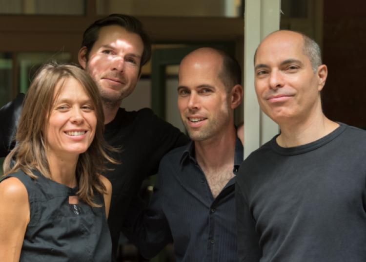C�line Bonacina Quartet � Paris 1er