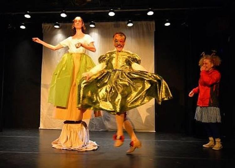 Th tre pour enfants paris 2016 et 2017 for Theatre du petit miroir