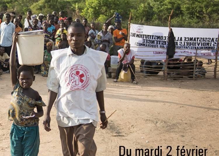 Out of Home, Premi�re Urgence Internationale � Paris 10�me
