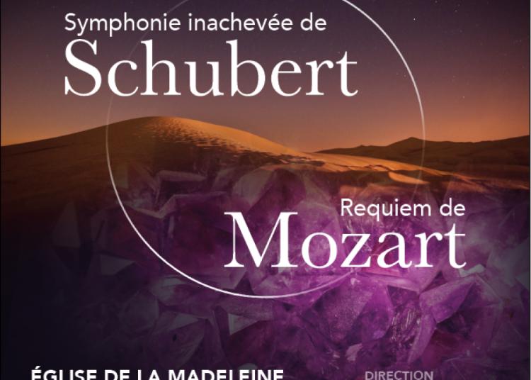 Mozart / Schubert � Paris 8�me