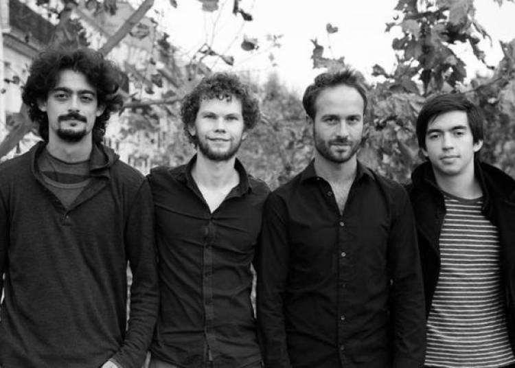 Matteo Bortone Quartet � Paris 1er