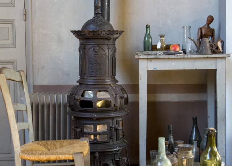 Visite De L'atelier De Cezanne � Aix en Provence