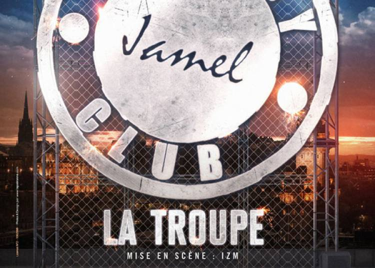 La Troupe Du Jamel Comedy Club � Nancy