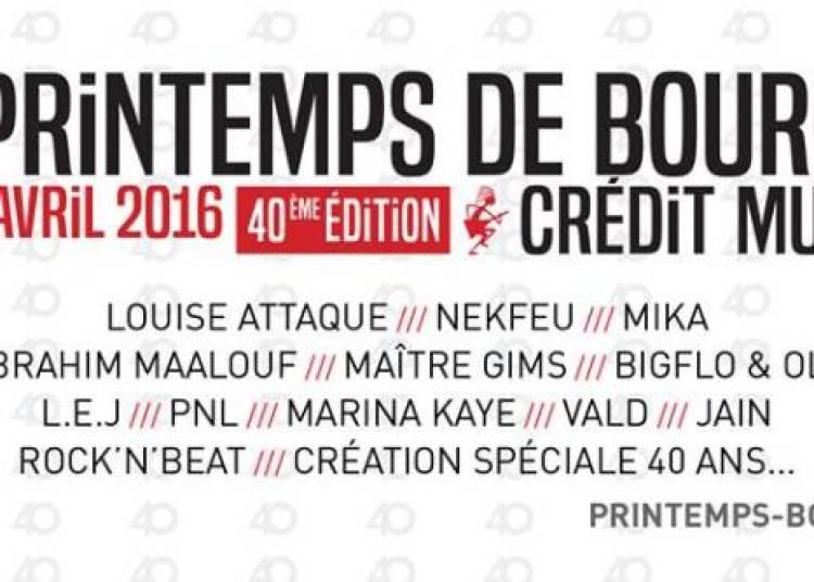 Samba de la Muerte, Pierre Kwenders, Flavien Berger, Salut C'est Cool à Bourges