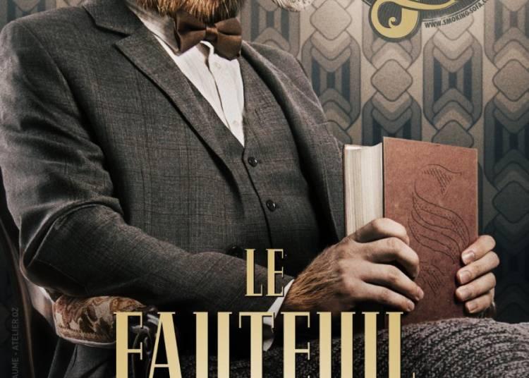 Le Fauteuil Impro Avec Smoking Sofa � Paris 18�me