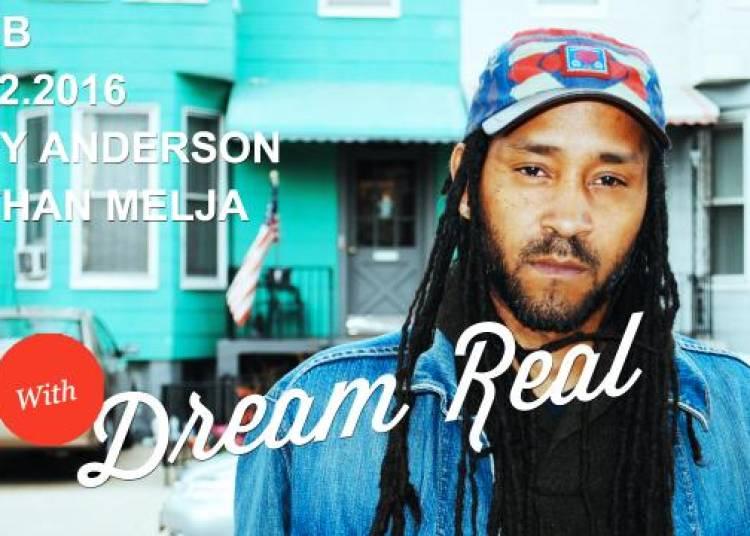 Dream Real Presente : Joey Anderson et Nathan Melja � Paris 13�me
