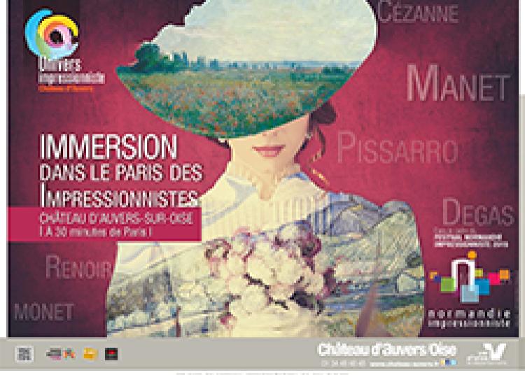 Parcours sc�nographique Voyage au temps des Impressionnistes � Auvers sur Oise