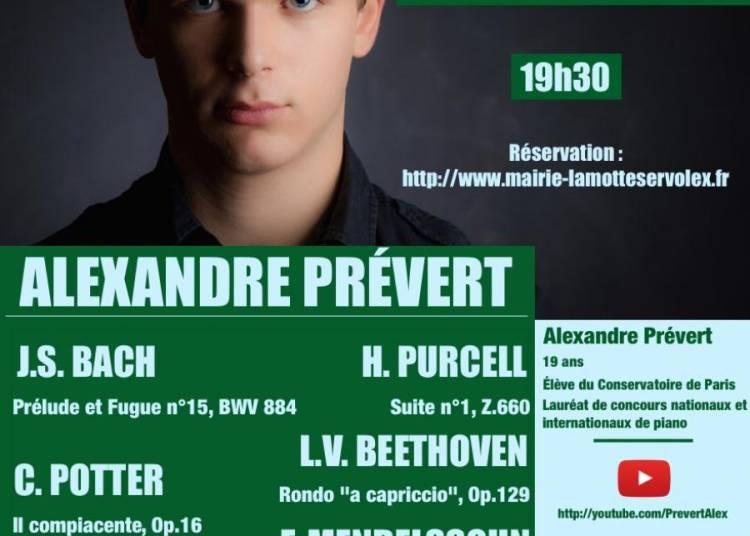 Recital De Piano � La Motte Servolex