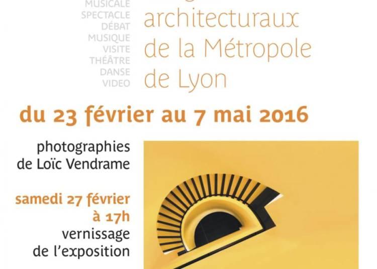Archigraphisme m�tropolitain - les nouveaux visages architecturaux de la M�tropole de Lyon