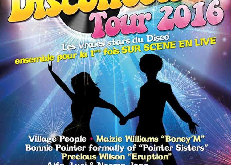Discollection Tour 2016 � Pau