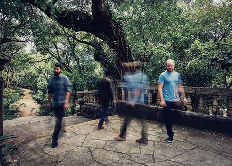 Explosions In The Sky � Paris 18�me