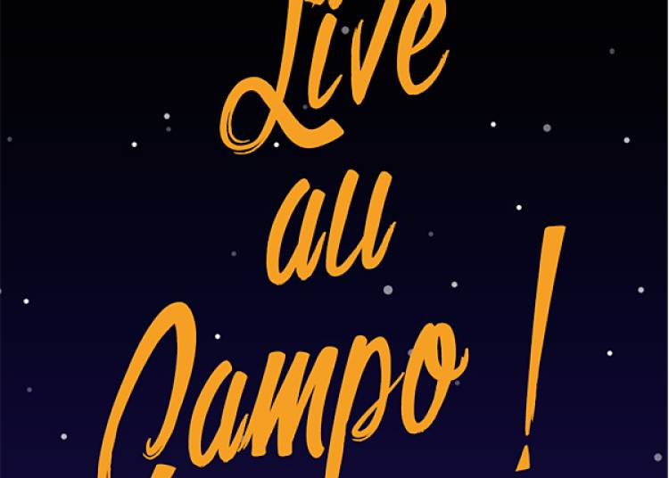 Live Au Campo 2016