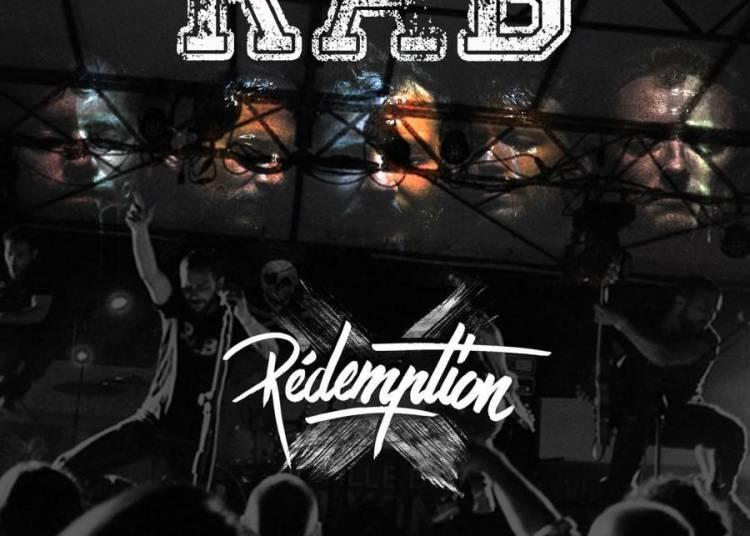 RAB et Redemption � Poitiers