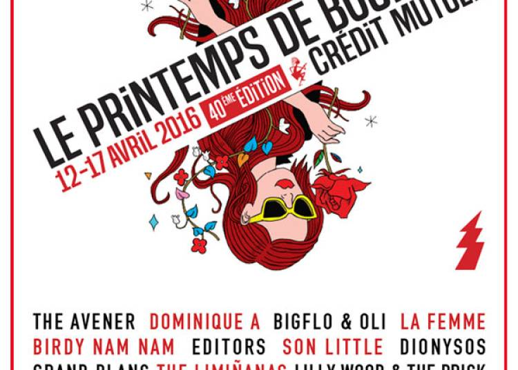 Rover, Jeanne Added , Feu! Chatterton et Editors à Bourges