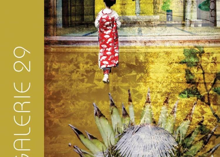 Marcel Nakache, Fictions_assemblages Japan Stories � Evian les Bains