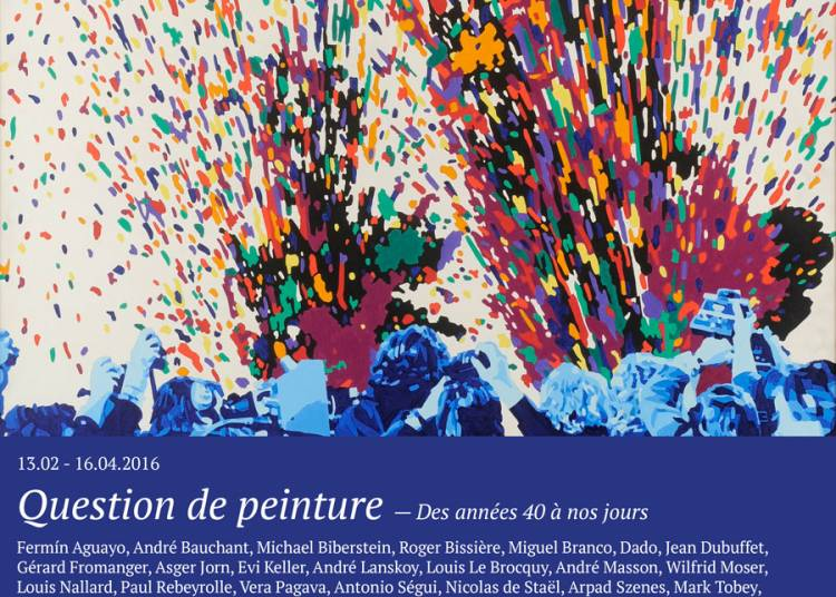Question de Peinture � Paris 3�me
