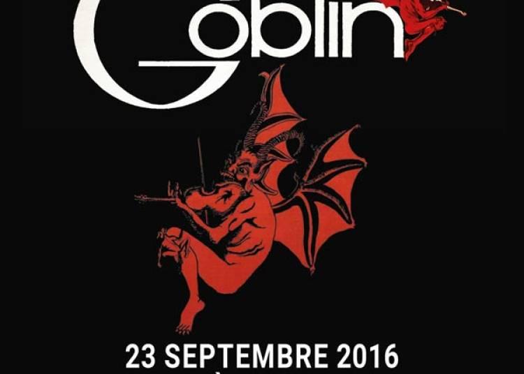 Claudio Simonetti's Goblin � Pont A Mousson