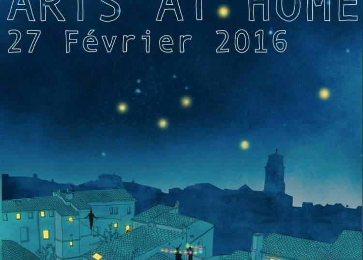 L'Artsc�ne pr�sente Arts at Home 2016