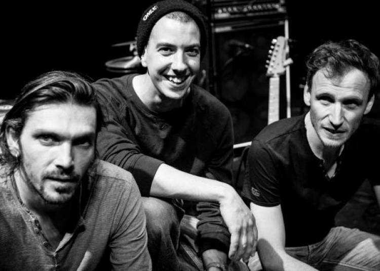 Alex Grenier Trio � Paris 1er